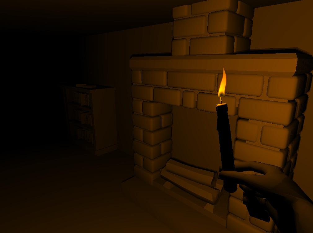 Minimalist Horror Story Gameplay Screenshot